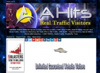 AHits Targeted USA Traffic