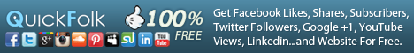 Increase Your Social Presence and Websites for FREE!