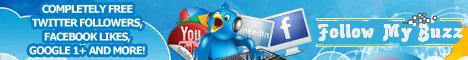 FollowMyBuzz.com : Increase Your Social Fans