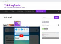 Thinkingfunda - Autosurf